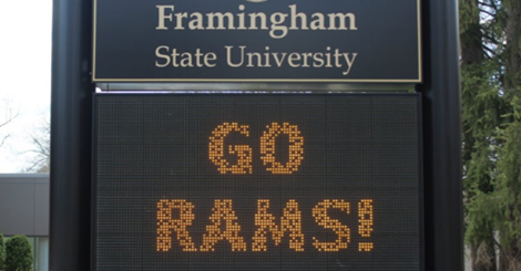 Framingham State Defeats Wellesley College 16-12