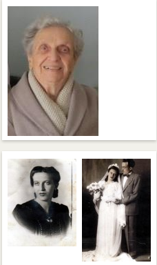 Maddalena Carmela Guadagnoli January 26, 1926 - March 31, 2016