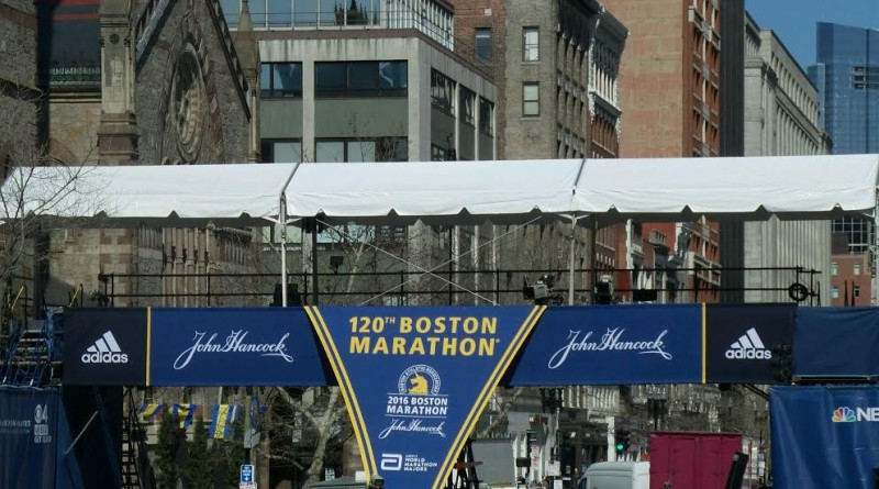 Boston Marathon, Patriots' Day, holiday