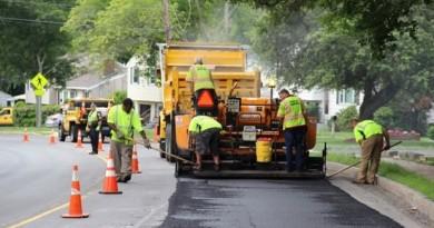 Traffic Alert: Overnight Paving On Summer Street Starts Tuesday