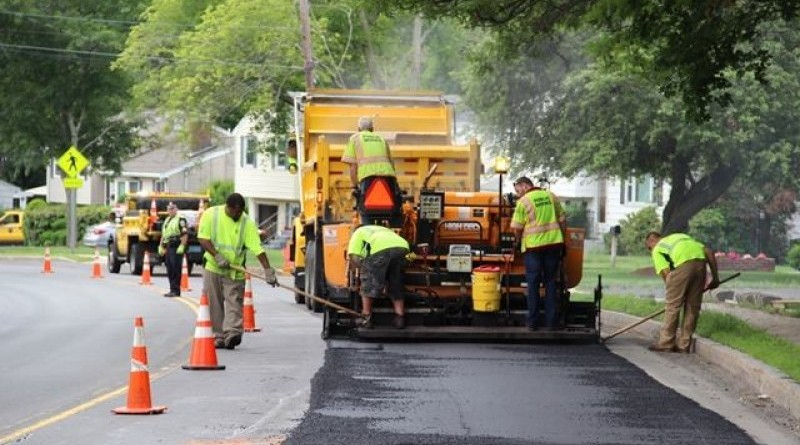 TRAFFIC ALERT: Paving Scheduled For Old Conn Path on Tuesday