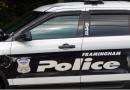 Framingham Police Log: Overdose, Dozen Crashes; Vehicle Stolen, Arrest at Dunkin Donuts', and Suspicious Activity at Memorial Building