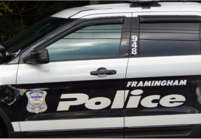 Framingham Police Log; 4-Car Crash on Route 30; Ambulance Struck; Car Into A Ditch; and 1 Arrest
