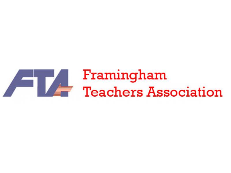 Framingham Teachers Association To School Committee