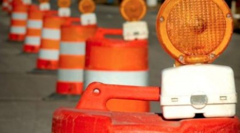 Traffic Alert: Lane Closure on Route 9 Tuesday Night