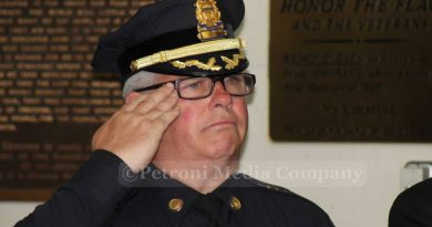 UPDATED: Framingham Police Chief Ferguson To Retire