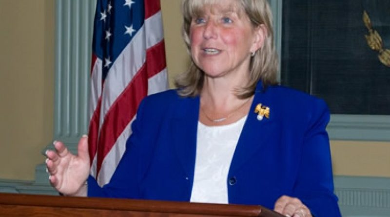 Spilka Re-Appointed at Senate Ways and Means Chair