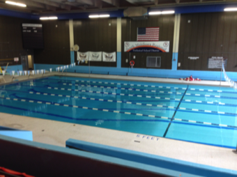 Keefe Technical Pool Should Be Available To Natick, Framingham Swim Teams Wednesday