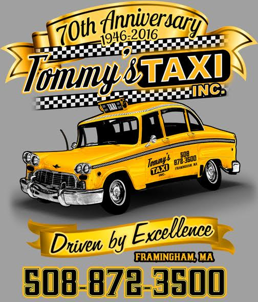 Tommy's Taxi 70th anniversary -2016