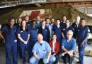 MassBay Surgical Technology Students Tour of Natick's Museum of World War II