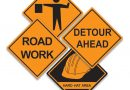 Traffic Alert: Road Construction To Continue on Sturgis Road Thursday