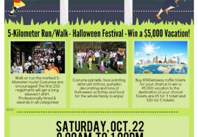 7th Annual Wayside 5K4Kids Run/Walk Saturday