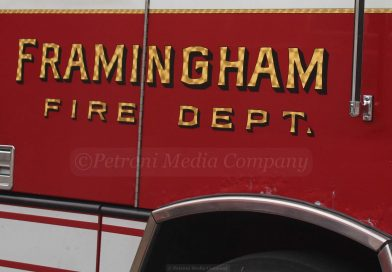 UPDATED: Framingham Firefighters Extricate Woman From Single-Car Crash on Route 9 Sunday