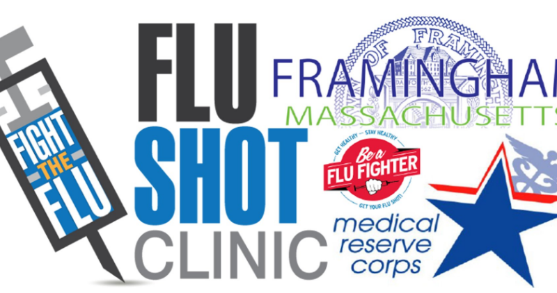 Framingham Family-Friendly Flu Clinic Saturday