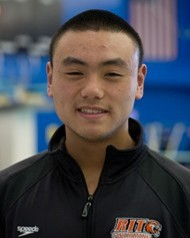 Wang Wins 1,000-Yard Event; As Tigers Tie University of Rochester 149-149