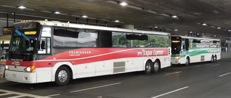 Massport Adding New Early Morning Trip From Framingham