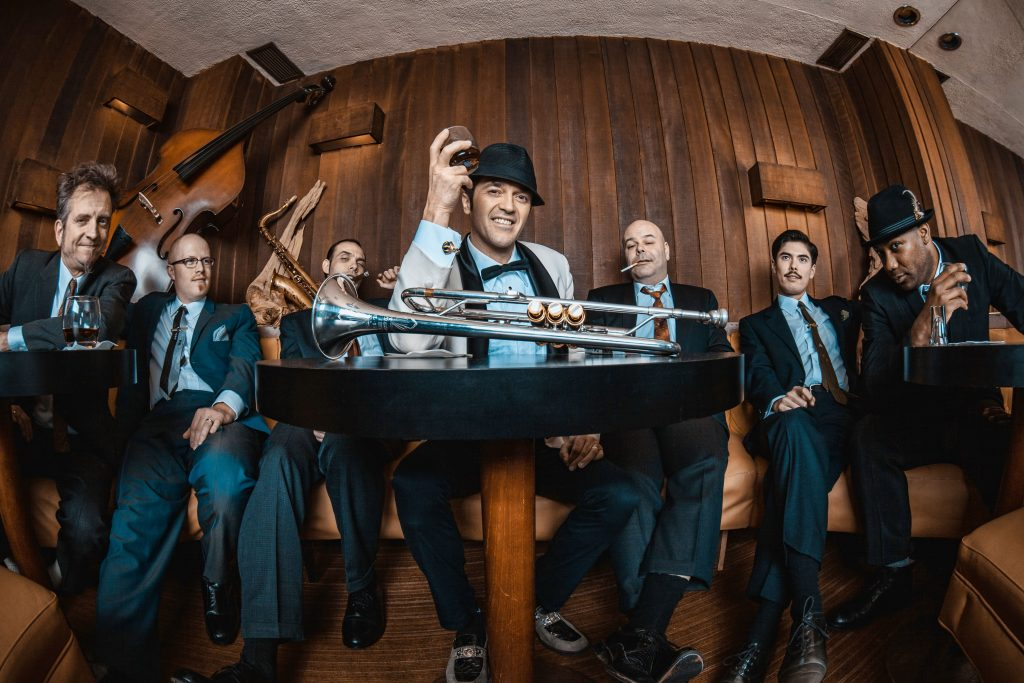 Cherry Poppin Daddies Photo Credit Rod Black
