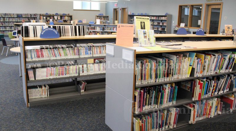 Mcauliffe Branch Library Receives Leed Green Building Certification