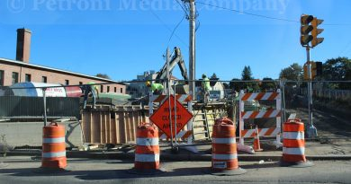 Winter Street Bridge To Be Dismantled This Month