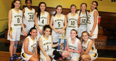 Mustangs Seeded #9 in MIAA Hoop Tournament