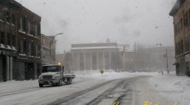 50 Degrees Thursday; Snow Forecasted For Friday