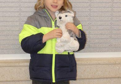 Boy, 6, Thanks Framingham Police For 'Backup' Woofy