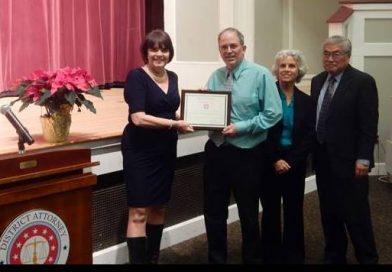 Middlesex District Attorney Presents Sept 11th Award