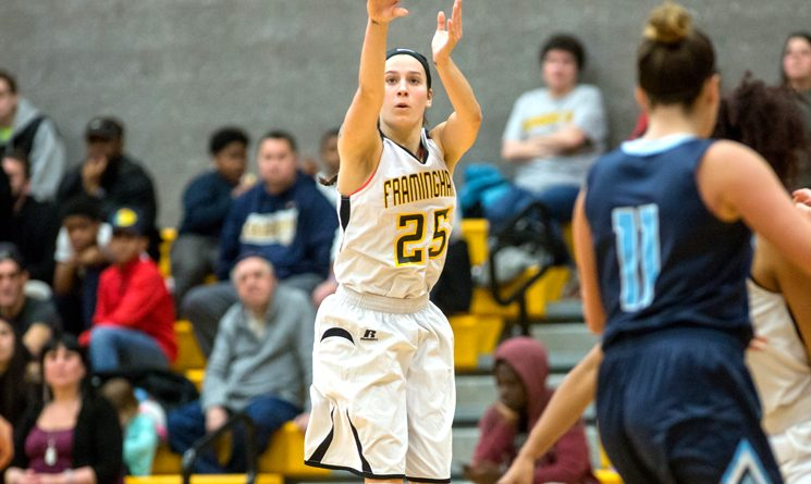 Mulherin's Buzzer Beater Sends Framingham State Into Conference Finals