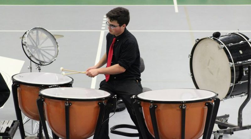 Framingham High Percussion Ensemble Wins Gold Medal