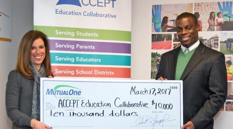 ACCEPT Learning Center Receives $10,000 MutualOne Foundation Grant