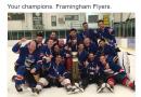 Coach Ortiz Named MVP As Framingham Wins Alumni Cup