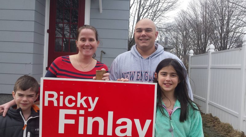 Framingham District 2 School Committee Candidate Rick Finlay