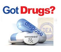 Framingham Police Take Back Unwanted Prescription Drugs on April 29