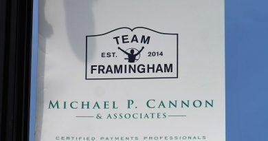 Announcing the 22 Team Framingham Runners for Boston 2019