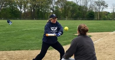 PHOTOS: Framingham High Parent-Alumni Softball Game