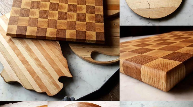 Framingham Woodworker Hosting Cutting Board Class At Furniture