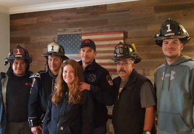 Framingham, Ashland Firefighters Build Home For Veteran on Their Vacation
