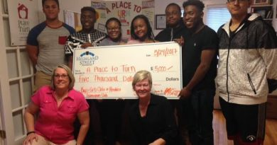 Boys & Girls Club of MetroWest Donates $5,000 to A Place To Turn Through Youth Philanthropy Initiative