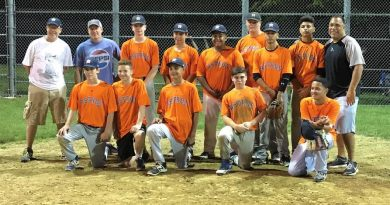 Astros Win Framingham Babe Ruth Championship