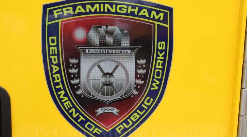 Framingham Holding Hazardous Waste Collection Day