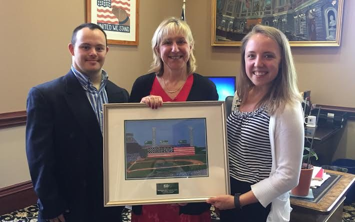 Spilka Named Massachusetts Down Syndrome Congress Legislative Advocate of the Year
