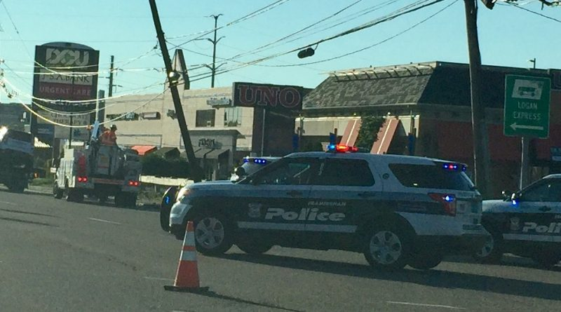 2 Injured in Sunday Rollover Crash on Route 9 - Framingham