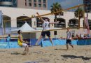 UPDATED: Shapiro, Waltzman Win Bronze Medal in Beach Volleyball at Maccabi Games
