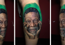 Framingham Man Tattoos Boston Sports Legend On His Leg
