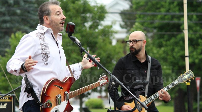 SLIDESHOW and VIDEOS: Eleven Entertains Framingham Concert Crowd