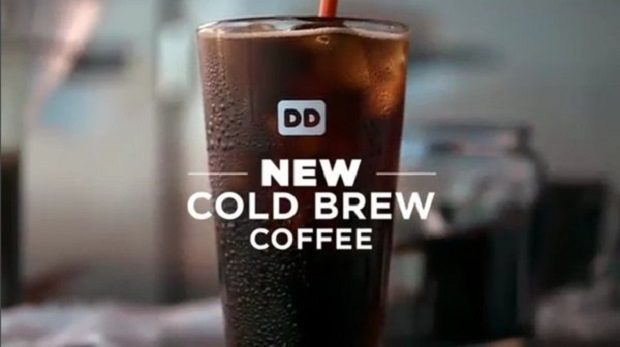 Dunkin' Donuts Giving Away Cold Brew Friday and Saturday