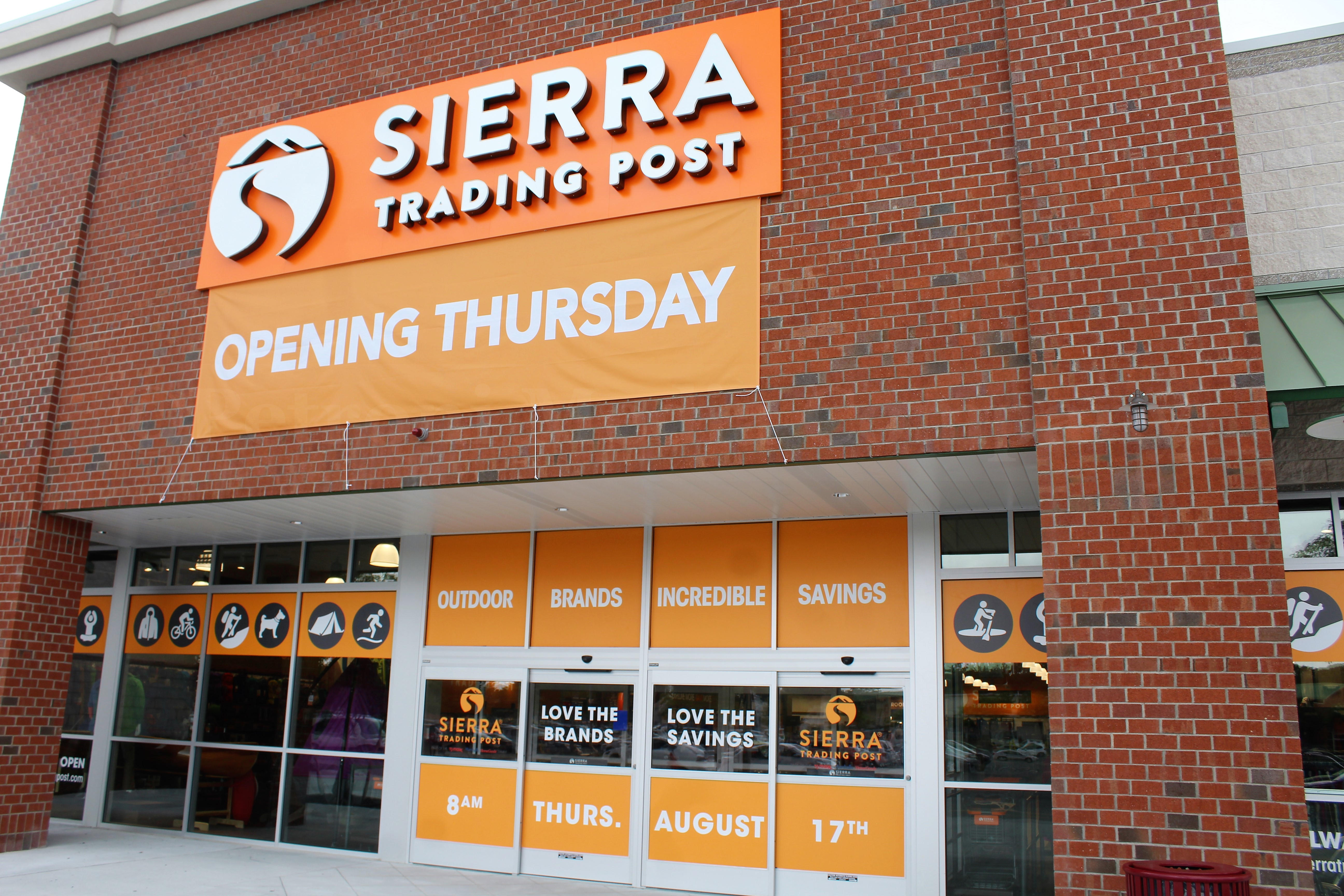 what is sierra trading post