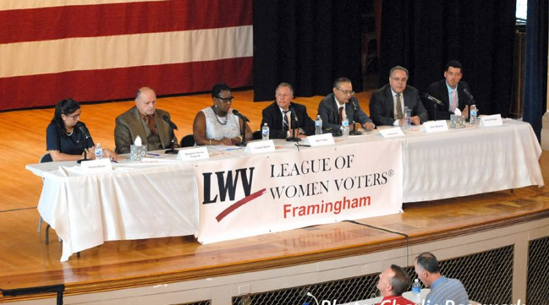 ELECTION PREVIEW: Framingham Voters Have 7 Mayoral Candidates To Choose From Tuesday