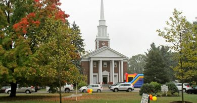 Plymouth Church's Annual Fall Fair Saturday, September 30