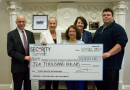 MassBay Receives $10,000 Donation for Cyber Security Scholarships